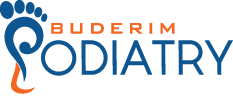 buderim podiatry logo